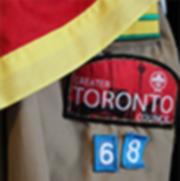 68th Toronto Scout Group Logo